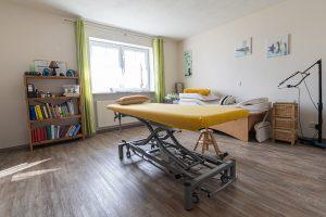 dieses Foto zeigt die Praxis der Heilpraktikerin Burgi Mosandl