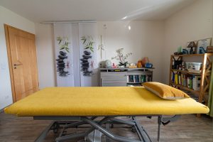 dieses Foto zeigt die Praxis von Burgi Mosandl in Beilngries